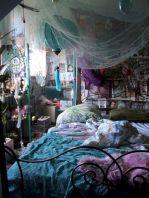 Cozy bohemian teenage girls bedroom ideas (58)