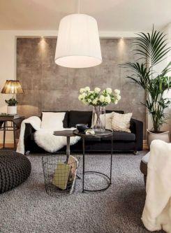Creative diy beachy living room decor ideas (7)