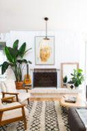 Mid century modern apartment decoration ideas 09
