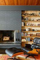 Mid century modern apartment decoration ideas 17