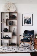 Mid century modern apartment decoration ideas 26