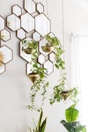 Mid century modern apartment decoration ideas 47