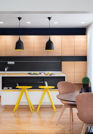 Mid century modern apartment decoration ideas 49