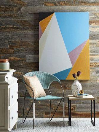 74 Mid Century Modern Apartment Decoration Ideas - Round Decor