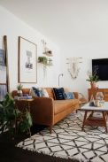 Mid century modern apartment decoration ideas 61