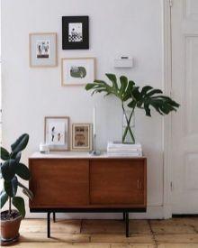 Mid century modern apartment decoration ideas 64