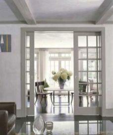 Mid century scandinavian dining room design ideas (17)