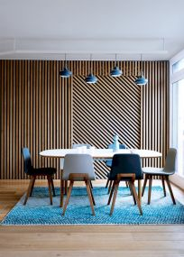 Mid century scandinavian dining room design ideas (5)