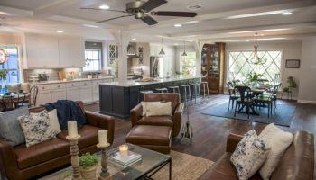 48 Stunning Modern Leather Sofa Design For Living Room - Round Decor