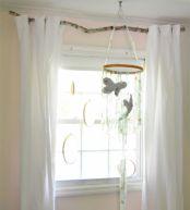 Rustic living room curtains design ideas (15)