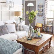 Rustic living room curtains design ideas (21)
