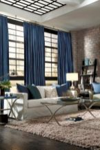 Rustic living room curtains design ideas (4)