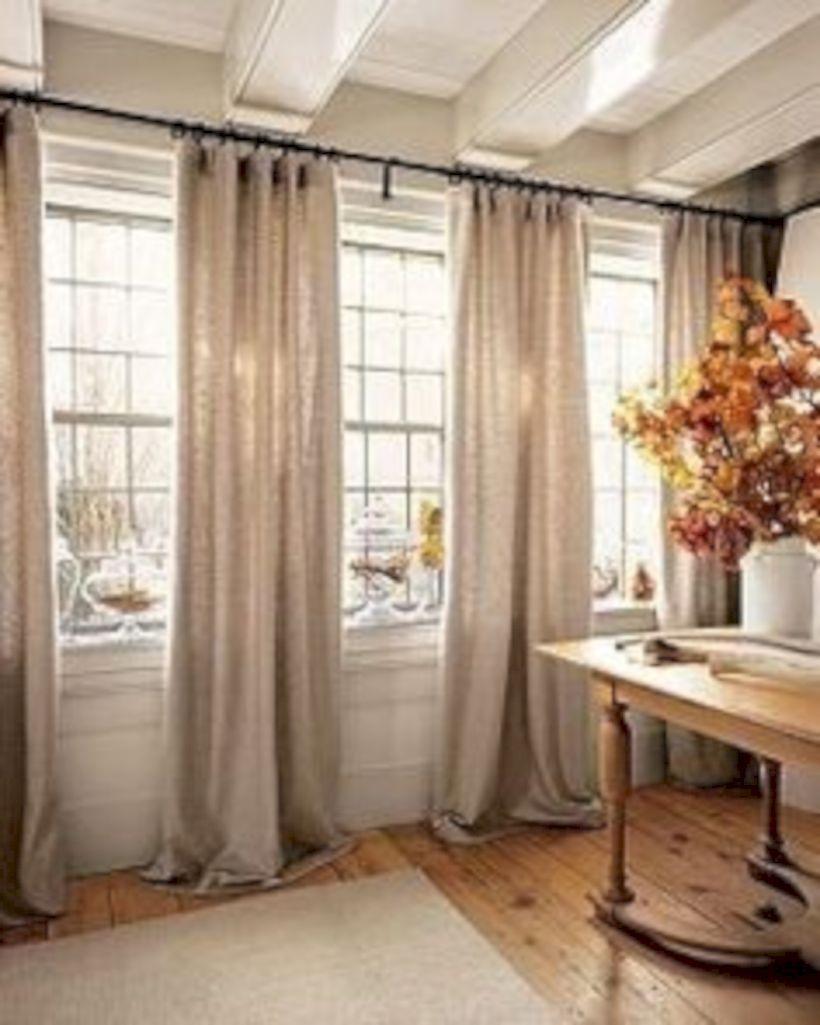 Word Descargar Rustic Living Room Curtains Design Ideas (43 ...