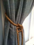 Rustic living room curtains design ideas (44)