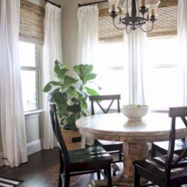 Rustic living room curtains design ideas (5)