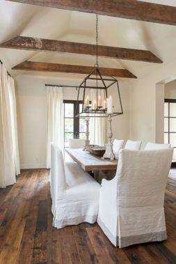 Rustic living room curtains design ideas (61)