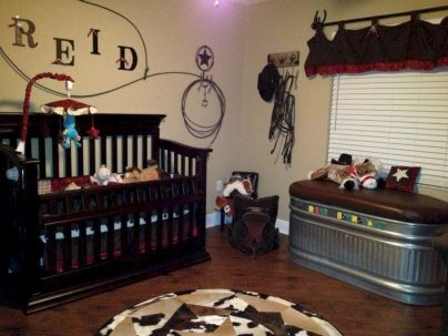 Simple baby boy nursery room design ideas (16)