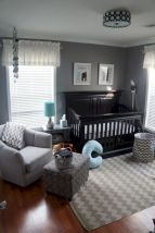 Simple baby boy nursery room design ideas (27)