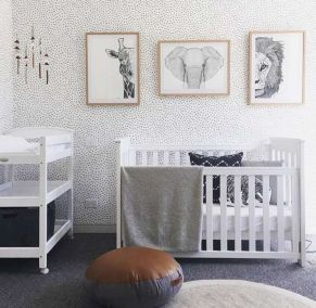 Simple baby boy nursery room design ideas (37)