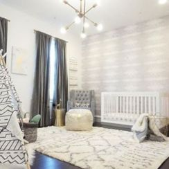 Simple baby boy nursery room design ideas (49)