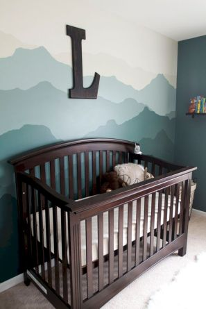 Simple baby boy nursery room design ideas (66)