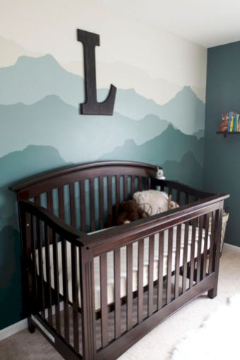 Simple baby boy nursery room design ideas (66)