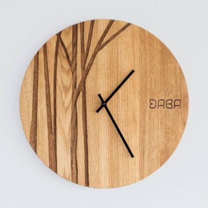 Unique wall clock designs ideas 05