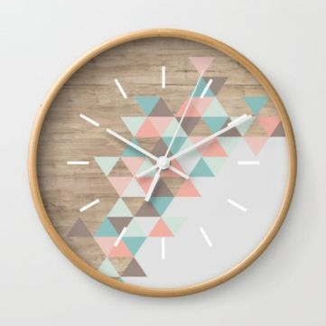 60 Unique Wall Clock Designs Ideas to Makes Your Home ...
