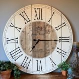 Unique wall clock designs ideas 20