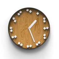 Unique wall clock designs ideas 22