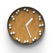 Unique wall clock designs ideas 22