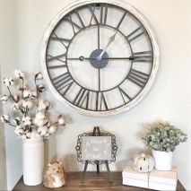 Unique wall clock designs ideas 25