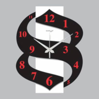 Unique wall clock designs ideas 28
