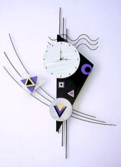 Unique wall clock designs ideas 32