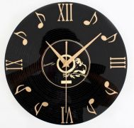 Unique wall clock designs ideas 35