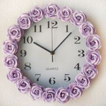 Unique wall clock designs ideas 37