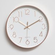 Unique wall clock designs ideas 50