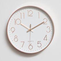 Unique wall clock designs ideas 50
