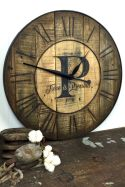 Unique wall clock designs ideas 52