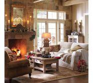Adorable christmas living room décoration ideas 11 11