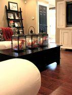 Adorable christmas living room décoration ideas 14 14