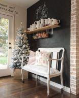 Adorable christmas living room décoration ideas 36 36
