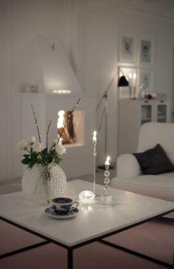 Adorable christmas living room décoration ideas 44 44