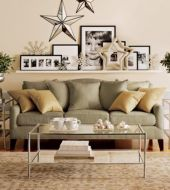 Adorable christmas living room décoration ideas 54 54