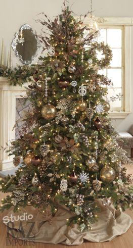 Adorable christmas living room décoration ideas 55 55