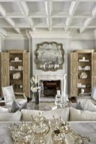 Adorable country living room design ideas 08