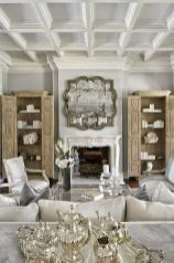 Adorable country living room design ideas 08