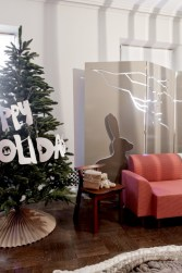 Adorable and fun christmas kids room design ideas 25