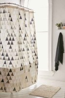 Affordable shower curtains ideas for small apartments 06