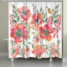 Affordable shower curtains ideas for small apartments 08